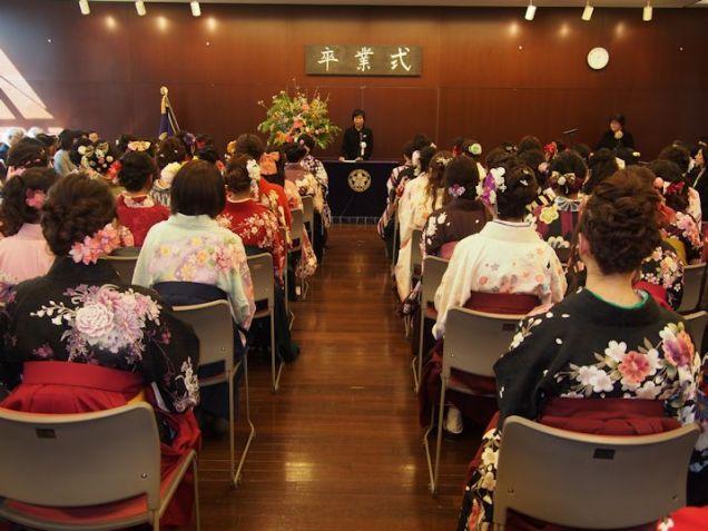 式典は本校TAKiホールにて挙行されます。