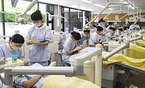 学習環境   歯科衛生士学校 TDH東京歯科衛生専門学校